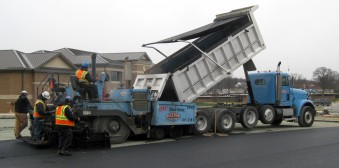 Andrews AFB - Paving