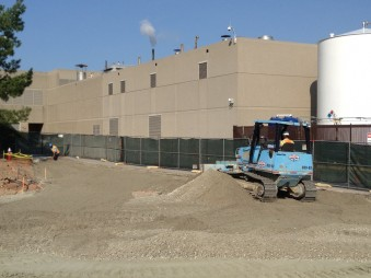 Stone Placement at Biogen