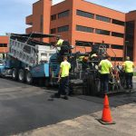 Paving at Paychex (featured)