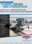 Thumbnail image of Ruston Paving's soil stabilization flyer