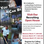 2018 Open House Flyer